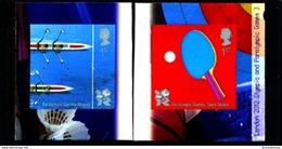 GREAT BRITAIN - 2010  OLYMPIC GAMES  3  SET  EX BOOKLET  MINT NH - 1952-.... (Elisabetta II)