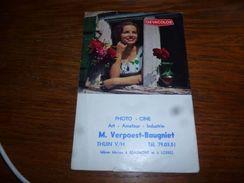 Pochette Photographie   Gevacolor  - Photo Verpoest Baugniet Thuin Beaumont Lobbes - Fotografie En Filmapparatuur
