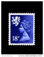 GREAT BRITAIN - 1981  SCOTLAND  18 P. MINT NH  SG  S44 - Regionali