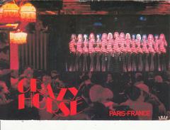 CRAZY HORSE - Cabaret - Paris Bei Nacht