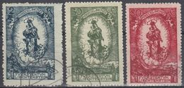 LIECHTENSTEIN 1920 Nº 40/42 USADO - Liechtenstein