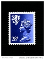GREAT BRITAIN - 1983  SCOTLAND  28 P. MINT NH  SG  S50 - Regionali