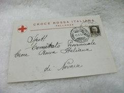 CROCE ROSSA ITALIANA PALLANZA - Croce Rossa