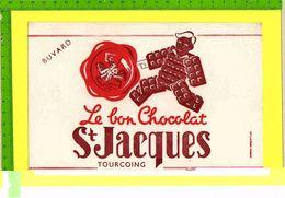 BUVARD : Le Bon Chocolat SAINT JACQUES Tourcoing - Cocoa & Chocolat