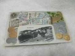 SOLDI CARTA MONETA BORDIGHERA LIGURIA - Monete (rappresentazioni)