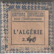 1 Film Fixe L ALGERIE (ETAT TTB ) - Bobines De Films: 35mm - 16mm - 9,5+8+S8mm