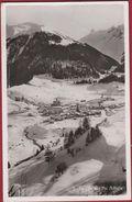 Zwitserland BERGUN MIT PIZ ALBULA Switzerland Schweiz La Suisse SZ Schwyz Helvetia (fold) - GR Grisons