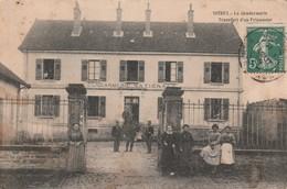 VITREY : (70) La Gendarmerie. Transfert D'un Prisonnier - Francia