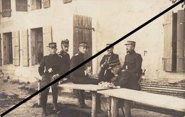 Photo Carte Postale Militaire Thun Thoune ?  Suisse - Guerre, Militaire