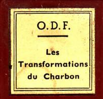 1 Film Fixe LES TRANSFORMATIONS DU CHARBON (ETAT TTB ) - Bobines De Films: 35mm - 16mm - 9,5+8+S8mm