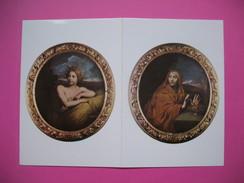 Document  Premier Jour  13/12/69 Le Comité D'entraide Des Ambulants De La Ligne L'Ouest  Tableaux De Nicolas Mignard - Used Stamps