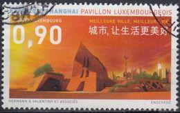 LUXEMBURGO 2010 Nº 1800 USADO - Luxemburgo