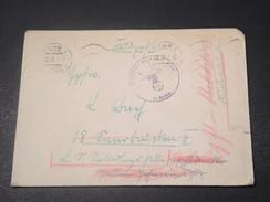 BOHÊME ET MORAVIE - Enveloppe En Franchise De Prague En 1941 - L 11378 - Bohême & Moravie