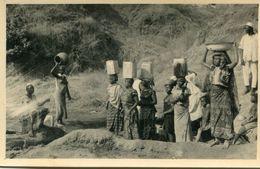 RIZ(AFRIQUE NOIRE) CARTE PHOTO - Cultures