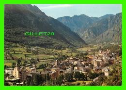 ANDORRA LA VELLA, ANDORRE -  VUE GÉNÉRALE SUR LA VILLE D'ANDORRE - APA - - Andorre