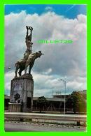 CARACAS, VENEZUELA - MONUMENTO A MARIA LIONZA - C. A. CARACAS - - Venezuela