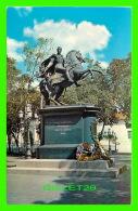 CARACAS, VENEZUELA - MONUMENTO AL LIBERTADOR, PLAZA BOLIVAR  - C. A. CARACAS - - Venezuela
