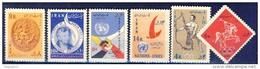 #B960. Iran 1964. Michel 1224-29. MNH(**) Please Observe The Description ! - Iran