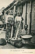 RIZ(AFRIQUE NOIRE) - Cultures