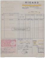 13 3032 MARSEILLE BOUCHES DU RHONE 1960 Ste RICARD De SAINTE MARTHE A Bar ABRI - Francia
