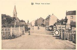 CPA / AK / PK   -  NATOYE  Route De Dinant  ( Chemin De Fer ) - Hamois