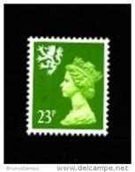 GREAT BRITAIN - 1988  SCOTLAND  23 P.  MINT NH   SG  S67 - Regionali