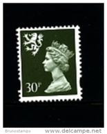 GREAT BRITAIN - 1993  SCOTLAND  30  P.  MINT NH   SG  S86 - Regionali