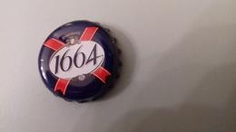 CAPSULE KRONENBOURG 1664 - Cerveza