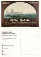 Agrigento 2003 - Il Marinaio E La Nave Nei Manifesti Della Marina - - Guerra