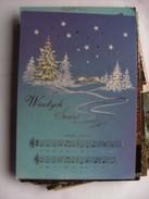 Polen Polska  Poland Pologne Tarnow Christmas Card With Song - Polen