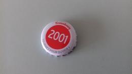 CAPSULE KRONENBOURG 2001 - Beer