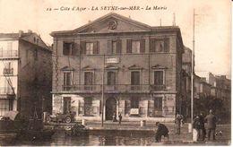 83SEY3- LA SEYNE-sur-MER - La Mairie - La Seyne-sur-Mer