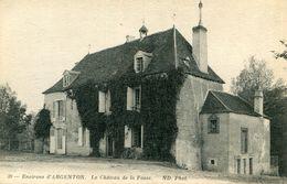 ARGENTON_CHATEAU DE LA FOSSE - France