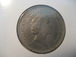 10 Pence 1992 ENGLAND Great Britain QE II Coin - 1971-… : Monnaies Décimales