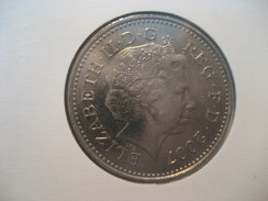 10 Pence 2007 ENGLAND Great Britain QE II Good Condition Coin - 1971-… : Monnaies Décimales