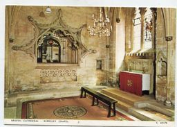 CHRISTIANITY - AK 311538 Bristol Cathedral - Berkeley Chapel - Eglises Et Couvents