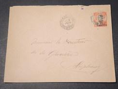INDOCHINE - Entier Postal Surchargé Pour Haiphong - L 11399 - Cartas