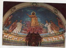 CHRISTIANITY - AK 311552 Roma - Chiesa Di Ss. Cosma E Damiano - Mosaico Dell'abside - Eglises Et Couvents