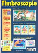Timbroscopie N°113 - 1994 - Albert Ier De Monaco, Belgique, 35c Semeuse, Nicolas Sarkozy, Courrier Microfilmé - French (from 1941)