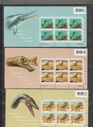 Schweiz  **  2167-2169  Dinosaurier Kleinbogen  Postpreis CHF 19,50 - Switzerland