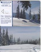 ROMANIA - Landscape, Exp.date 01/01/08, Dummy Telecard(no Chip, No CN) - Romania