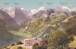 Luftkurort Braunwald Ob Linthal 1300 M ü M. (5242) - GL Glarus