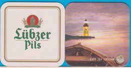 Mecklenburgische Brauerei Lübz ( Bd 438 )  Lübzer Pils - Portavasos