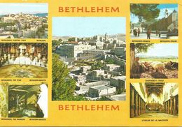 BETHLEHEM - THE CITY OF DAVID. (scan Verso) - Palestine