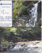 ROMANIA - Waterfall, Exp.date 01/10/04, Dummy Telecard(no Chip, No CN) - Romania