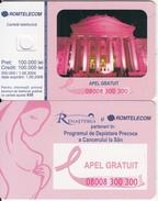 ROMANIA - Apel Gratuit 08008 300 300, Exp.date 01/09/04, Dummy Telecard(no Chip, No CN) - Romania
