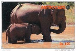 PHONE CARD SRI LANKA (E7.25.4 - Sri Lanka (Ceylon)