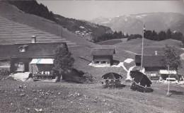 Braunwald - Wirtschaft Nussbühl (4368) * 25. V. 1959 - GL Glarus
