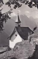 Braunwald - Bergkirchli Gegen Selbsanft Und Bifertenstock (1158/13) * 16. 6. 1958 - GL Glarus