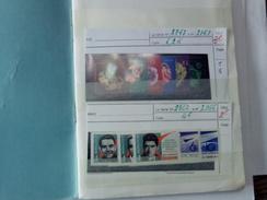 Petit Album De Timbres Neufs De Russie . - Collezioni (in Album)